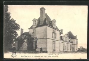 AK Villecien, Chateau du Fey, cote du Parc