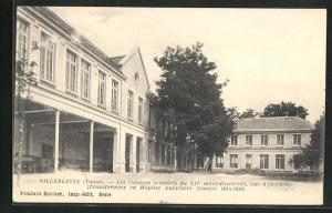 AK Villeblevin, Les Colonies du XIIe arrondissement, Vue d`ensemble