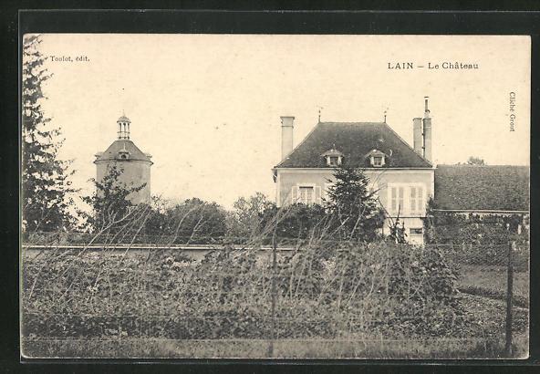 AK Lain, Le Chateau 0