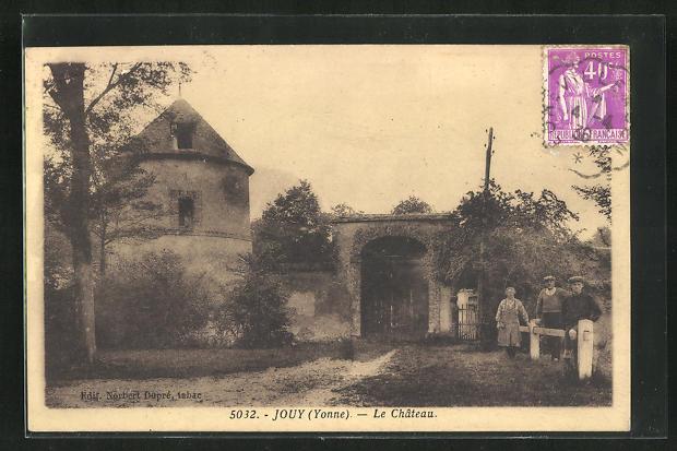 AK Jouy, Le Chateau 0