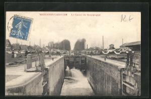 AK Migennes-Laroche, Le Canal de Bourgogne