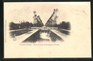 AK Laroche, Entrèe du Canal de Bourgogne
