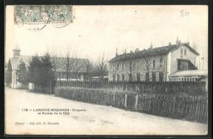 AK Laroche-Migennes, Chapelle et Ecoles de la Citè