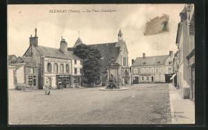 AK Blèneau, La Place Chataigner