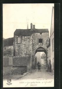 AK Cezy, La vieille Porte