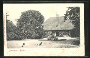 AK Eutin, Forsthaus Dodau