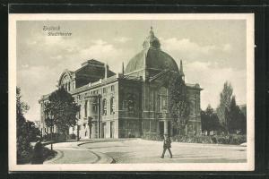 AK Rostock, Stadttheater
