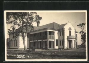 AK Bowral, View of the Methodist College
