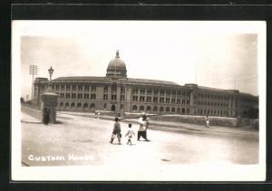 AK Keamari, View of the Custom House