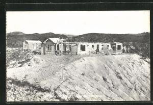 AK Rotorua, Accomodation House after Eruption