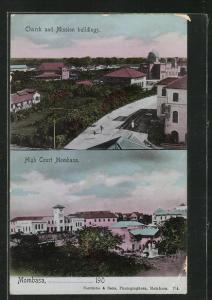 AK Mombasa, High Court, Church and Mission Buildings