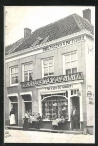 AK Sluis, Boulangerie & Patisserie P. Wemaer-de Groote