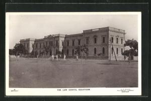AK Khartoum, The Law Courts, Gerichtsgebäude