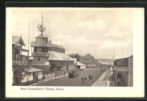 AK Beira, Rua Conselheiro Ennes