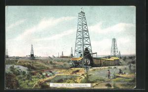 AK Yenogyaung, Burma Oil Wells
