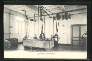 AK Thildonck, Pensionnat des Ursulines, Buanderie mécanique