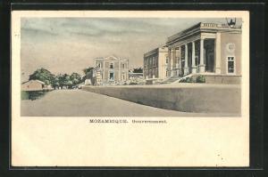 AK Mozambique, Gouvernement, Regierungsgebäude