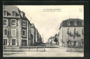 AK Eygurande, Gare d`Eygurande - Avenue