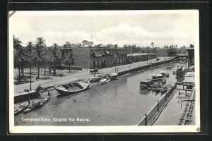 AK Basra, General View of Strand Road