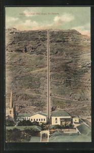 AK St. Helena, Jacobs Ladder, 700 Steps