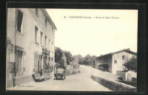 AK Valfleury, Route de Saint-Etienne