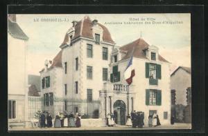 AK Le Croisic, Hotel de Ville