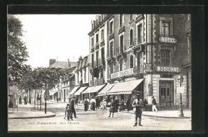 AK Saint-Nazaire, Rue Thiers
