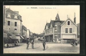 AK Parame, Carrefour Rochebonne