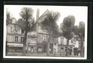 AK Vendome, Place St-Martin, Maison XVe siecle