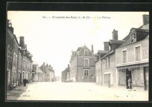 AK St-Laurent-des-Eaux, La Mairie
