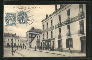 AK Roanne, Nouvel Hotel