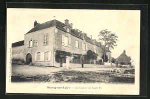AK Meung-sur-Loire, Les Ecuries de Louis XI