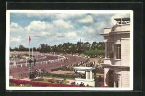AK Montevideo, Hipodromo de Maronas