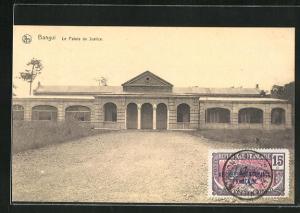 AK Bangui, Le Palais de Justice