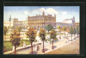 AK Montevideo, Plaza Cagancha