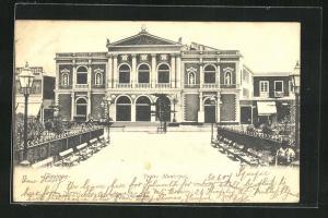AK Iquique, Teatro Municipal