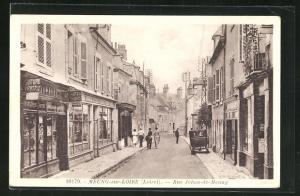 AK Meung-sur-Loire, Rue Jehan-de-Meung
