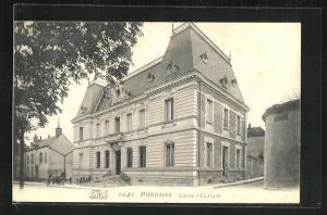 AK Pithiviers, Caisse d`Épargne