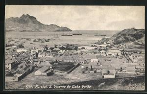 AK S. Vicente de Cabo Verde, Vista Parcial