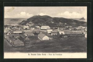 AK Vicente Cabo Verde, Vista da Fortaleza