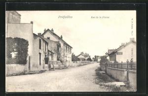 AK Préfailles, Rue de la Plaine