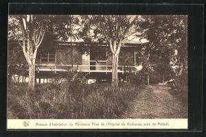 AK Matadi, Maison d'habitation du Reverend Pere de l'Hopital de Kinkanda