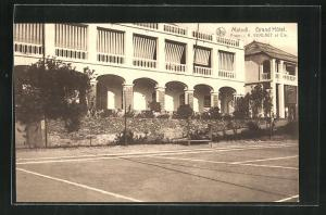 AK Matadi, Grand Hotel