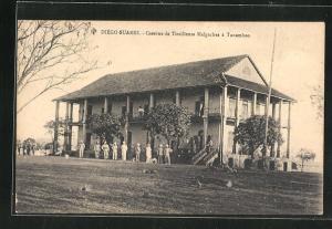 AK Diego-Suarez, Caserne de Tirailleurs Malgaches a Tanambao