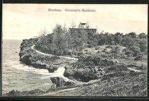 AK Mombasa, Governor's Residence