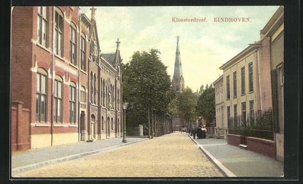 AK Eindhoven, Kloosterdreef 0