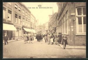 AK Middelburg, Une rue