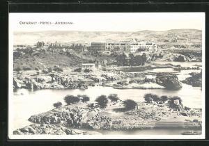 AK Assouan, Cataract Hotel