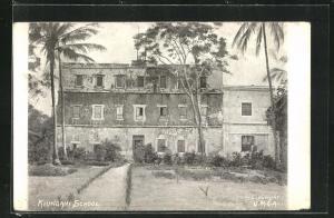AK Kiungani, School Building