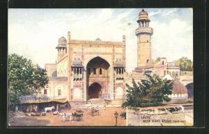 AK Lahore, Wazir Khan`s Mosque (Outer part)
